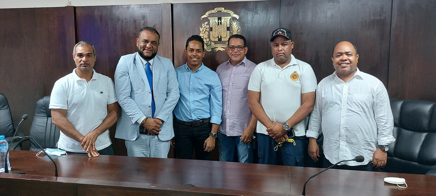 Ayuntamiento Municipal Sosúa y Planeamiento Urbano presentan proyectos aprobados por el presidente de la República Dominicana